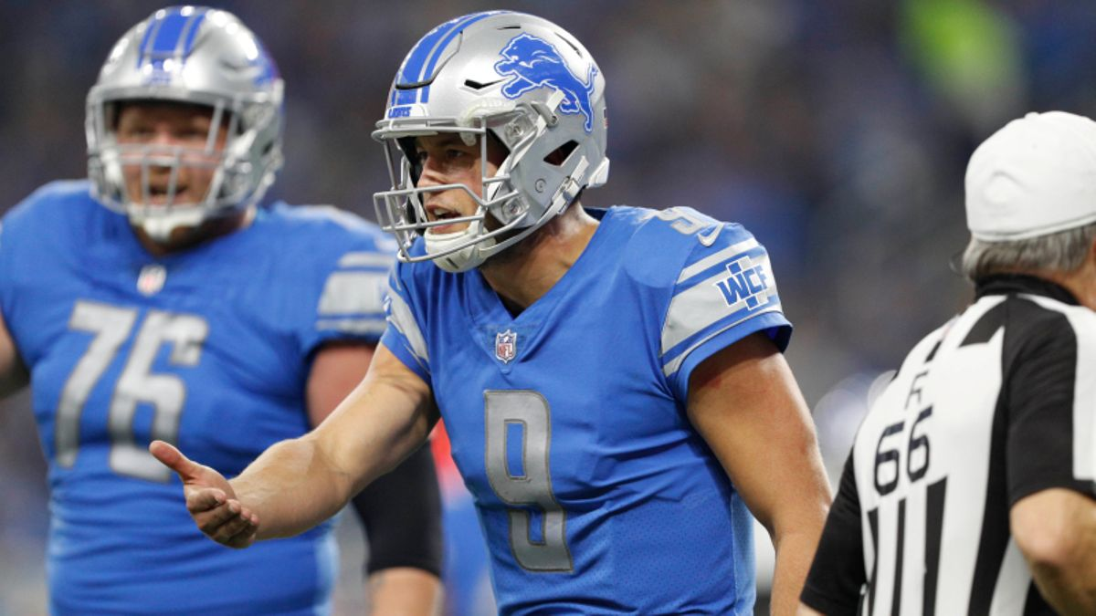 Are the Detroit Lions Really an 8-Win Team? article feature image