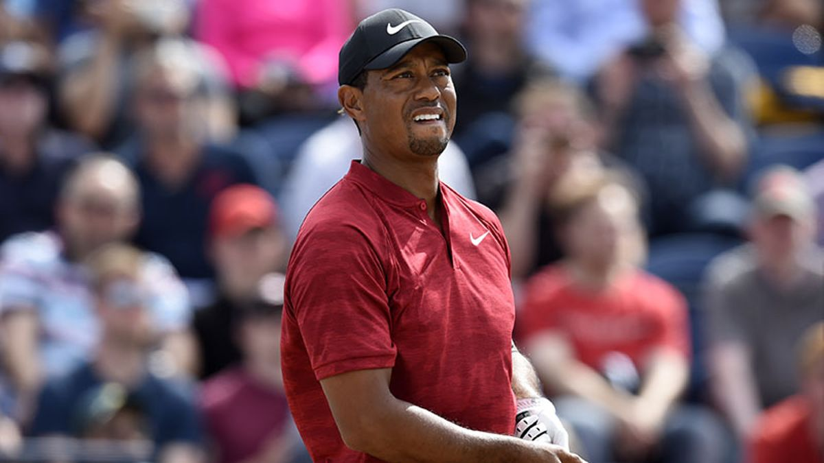 Tiger Woods a Longshot to Win a Major Championship in 2019 article feature image