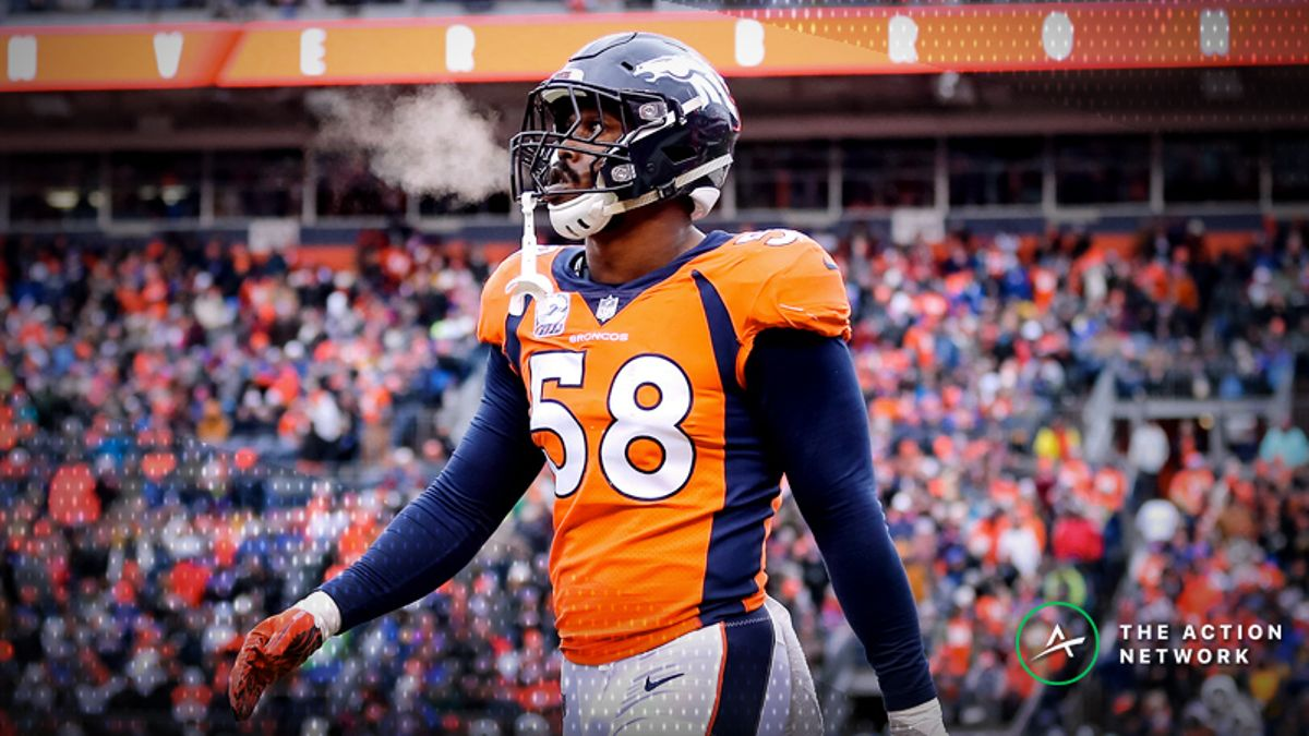 Barkley: The Hidden Reason I'm Fading The Broncos on Thursday Night article feature image