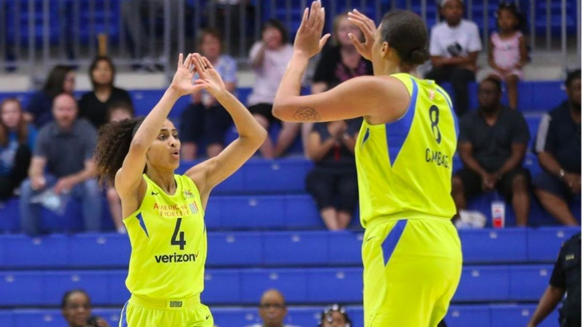 WNBA Betting: Should Bettors Buy Low on the Dallas Wings? article feature image