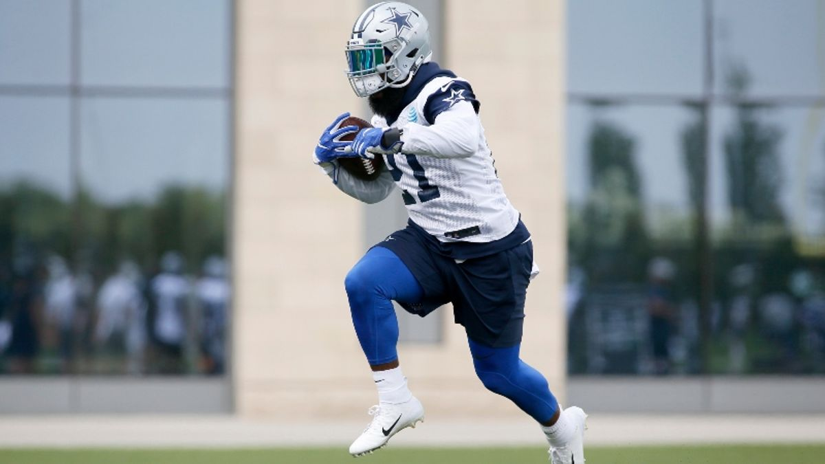 Fantasy Football Standard Rankings: RB article feature image