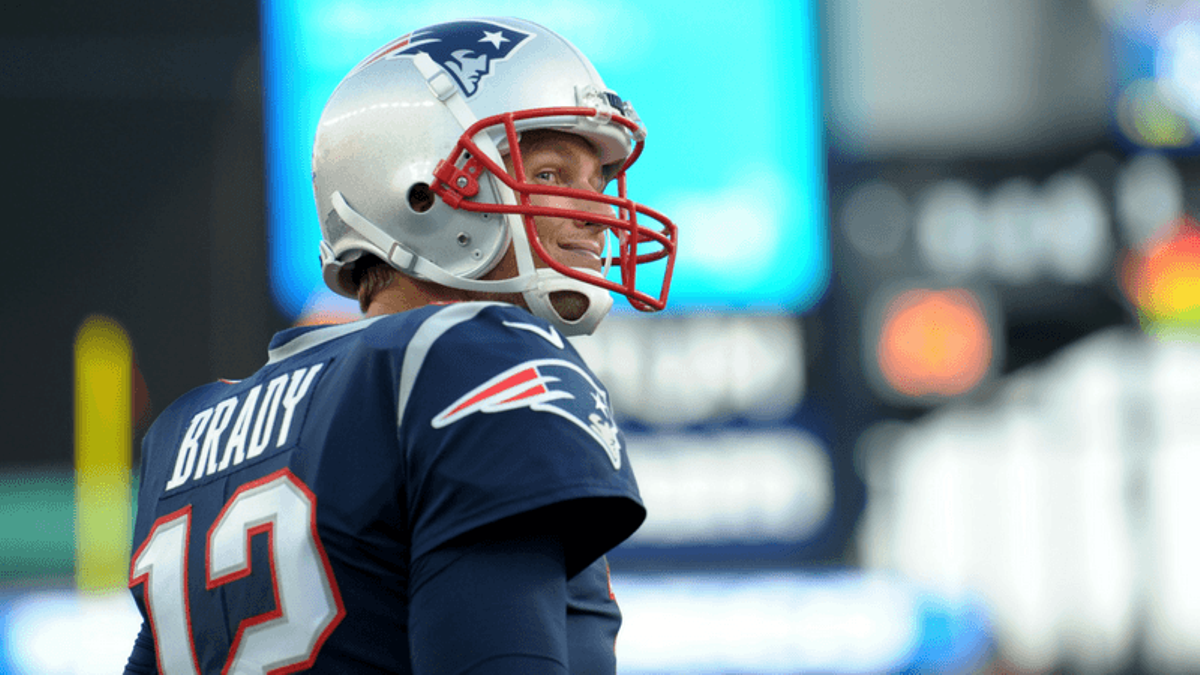 The Brady 50: Inside TB12's 50-Straight Starts as a Favorite article feature image
