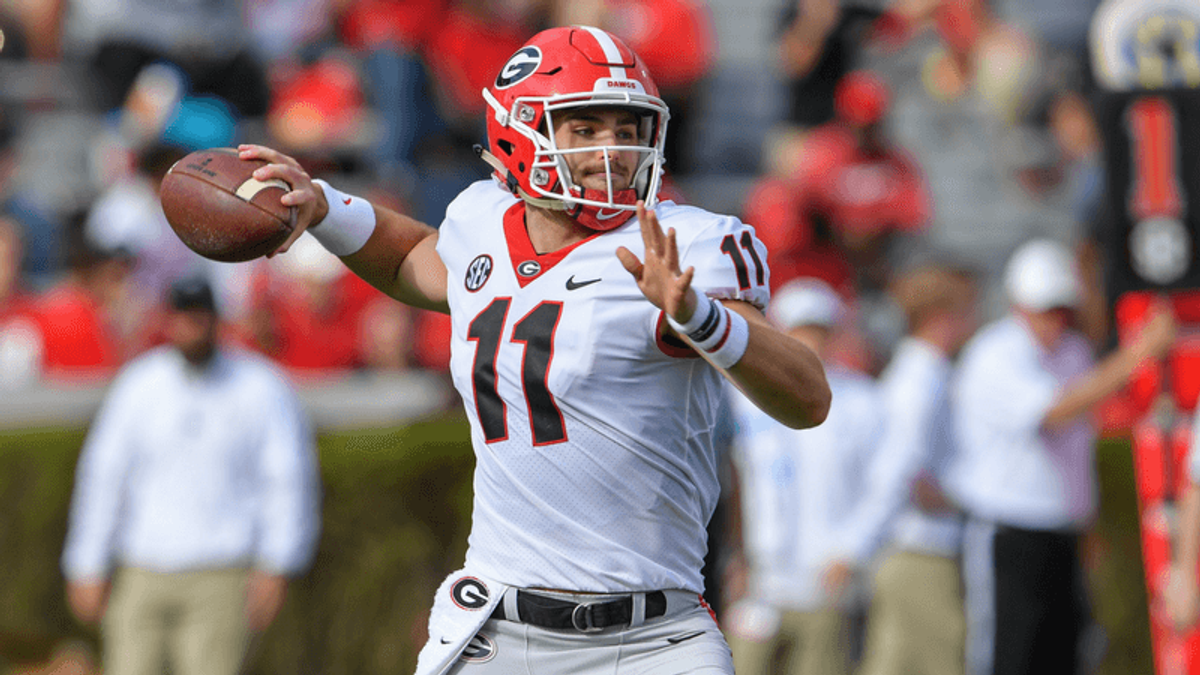 Friday's Lead: Staff's Favorite Futures for the 2018 College Football Season article feature image