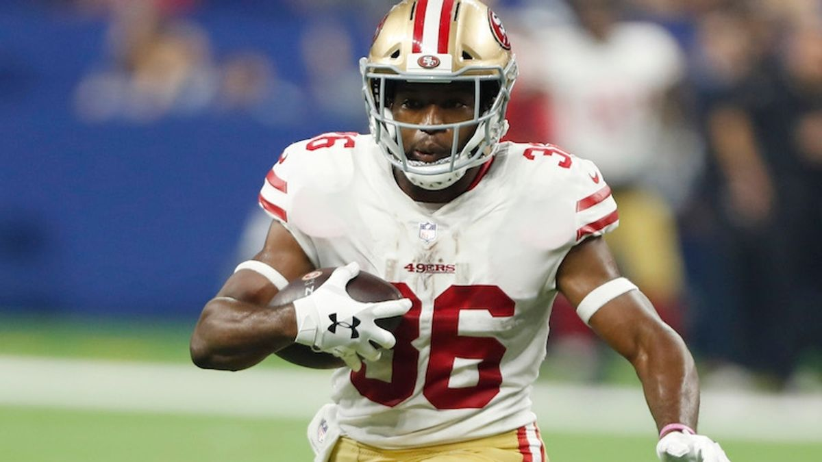 Chargers vs. 49ers Preseason Betting Odds: San Francisco's Backfield Needs Sorting Out article feature image
