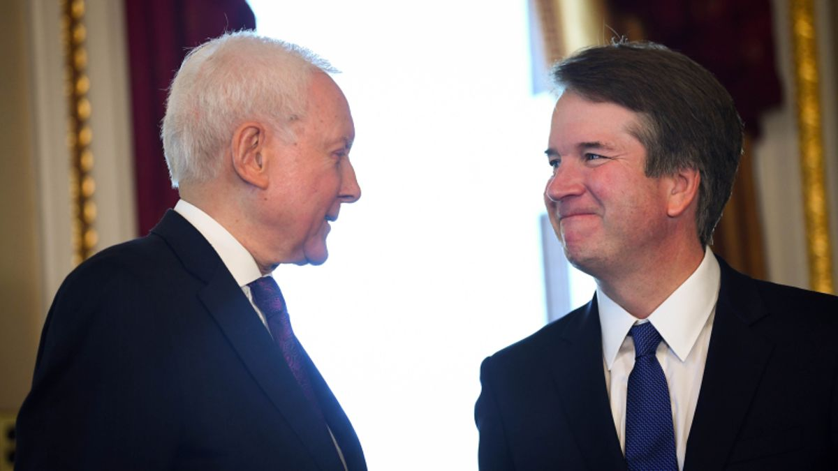 Brett Kavanaugh's Supreme Court Confirmation Odds Continue to Drop article feature image