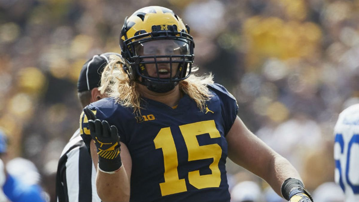 Why Michigan's Defense Can Feast on Notre Dame's Inexperienced Offense article feature image