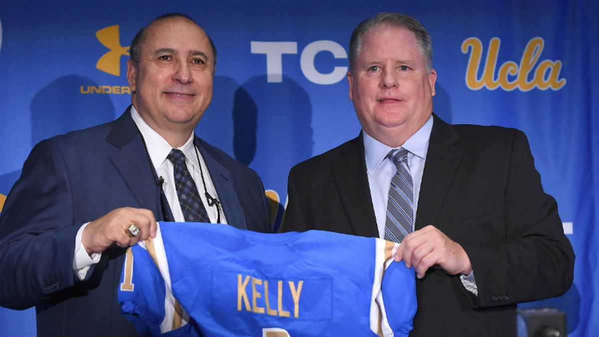 UCLA 2018 Betting Preview: Chip Kelly's Turnaround Will Take Time article feature image