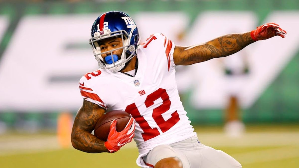 Patriots vs. Giants Preseason Betting Odds: Cody Latimer Playing for New York's WR3 Job article feature image