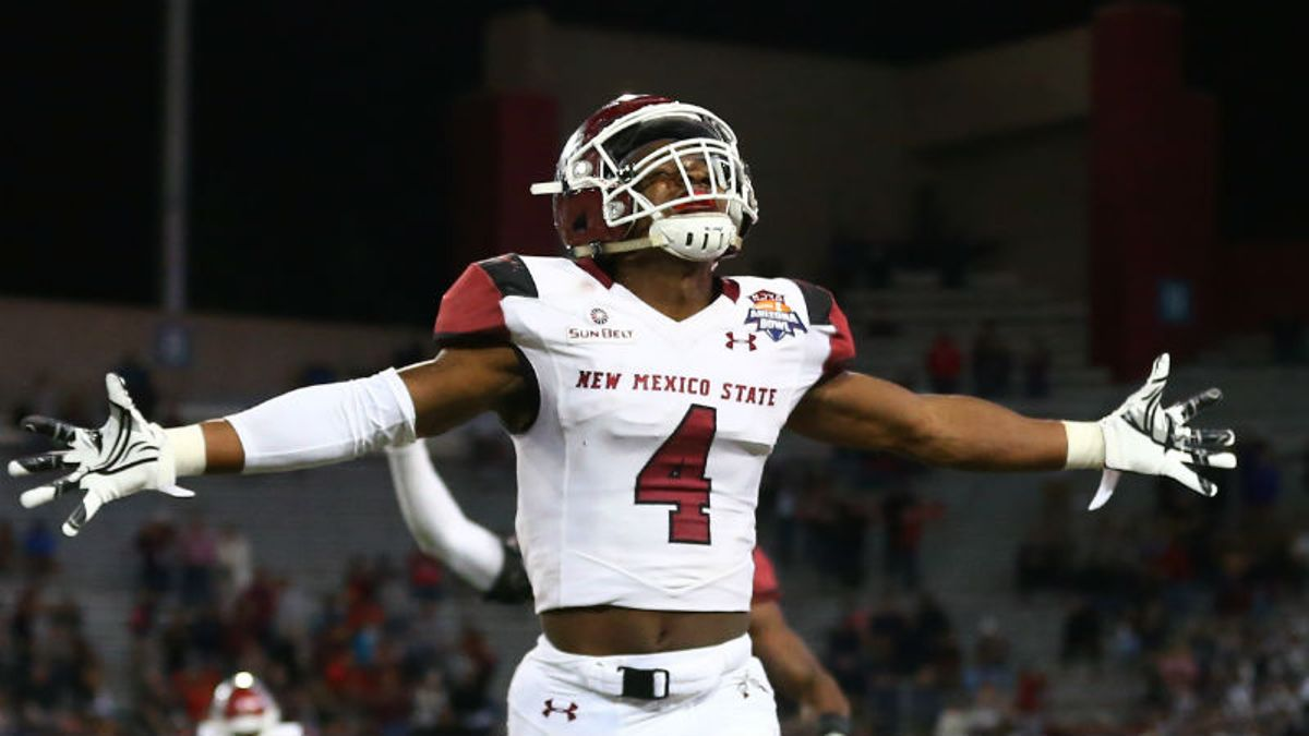 New Mexico State 2018 Betting Preview: Double Down On The Aggies article feature image