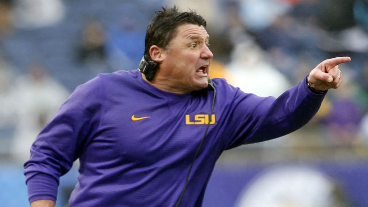 LSU vs. Mississippi State Odds: A Creative Way to Bet a Big Spread article feature image