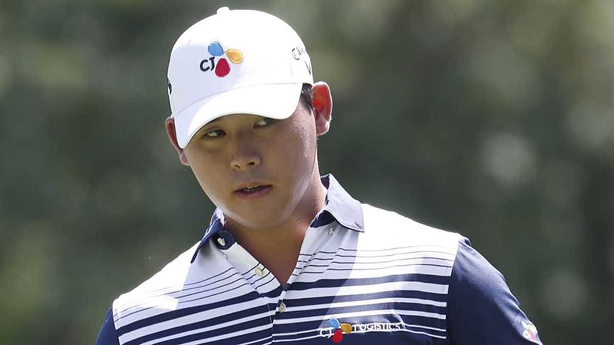 PGA Championship Side Action: Sobel Taking Flier on Si Woo Kim article feature image