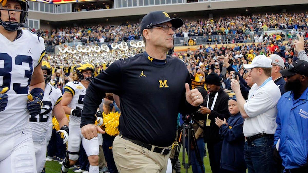 Week 1 College Football Picks: Michigan-Notre Dame, Washington-Auburn, More Staff Favorites article feature image