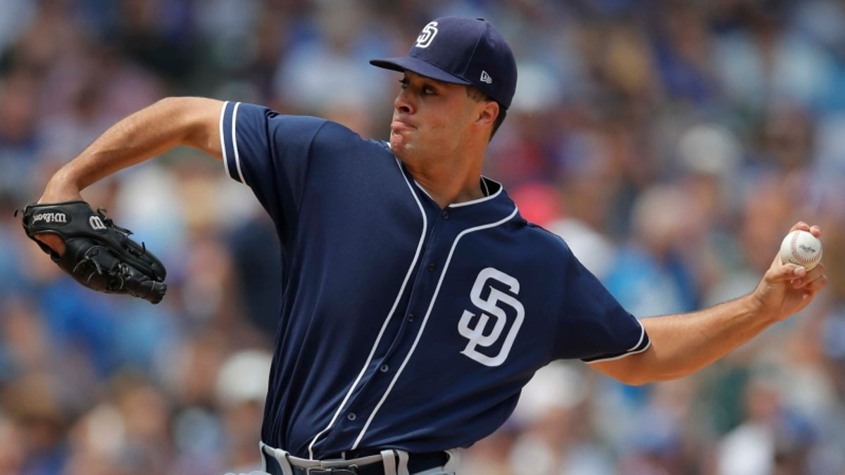MLB Daily Betting Model, 6/17: Can Padres Rally for Another Win vs. Brewers? article feature image