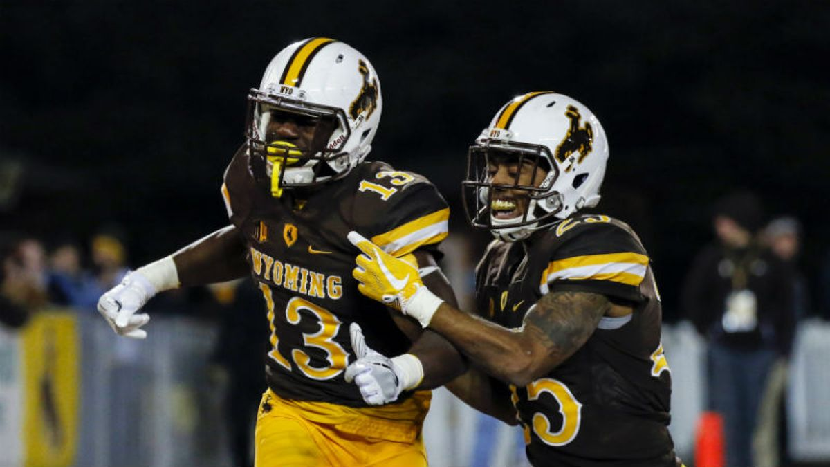 Wyoming 2018 Betting Preview: Cowboys Can Improve Without Josh Allen article feature image