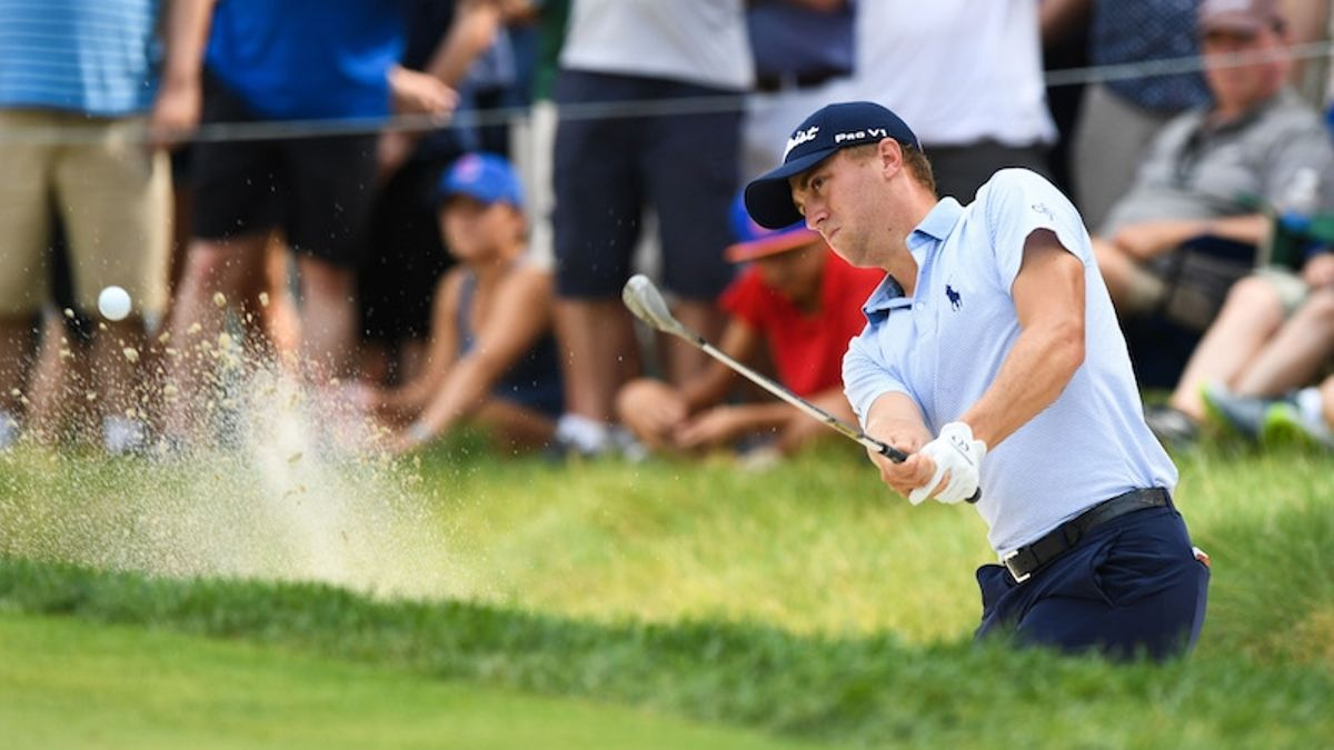 PGA Dell Technologies Side Action: Will Justin Thomas Repeat? article feature image
