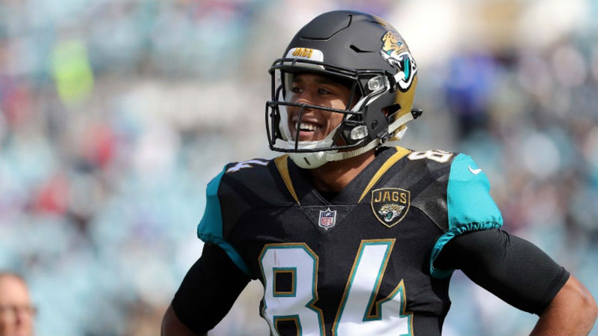 Saints vs. Jaguars Preseason Betting Odds: Wide Receivers Will Be a Focus article feature image