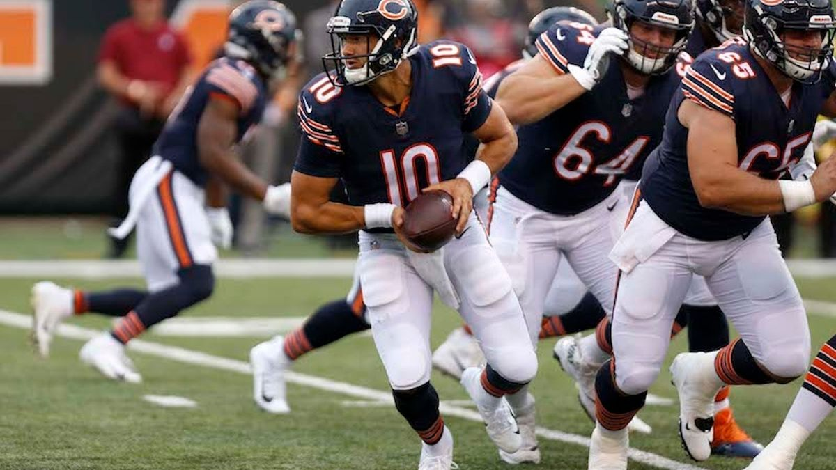 Broncos vs. Bears Preseason Betting Odds: Public Optimistic About Both Offenses article feature image