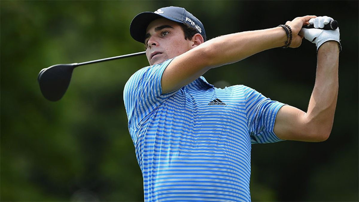 Young Joaquin Niemann Is Trending Up Entering 2018 PGA Championship article feature image