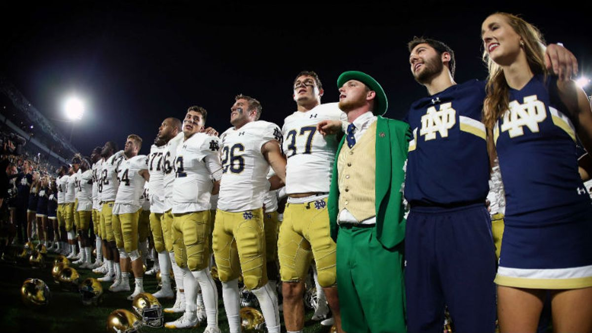 Free Prop Sheet for Michigan-Notre Dame article feature image