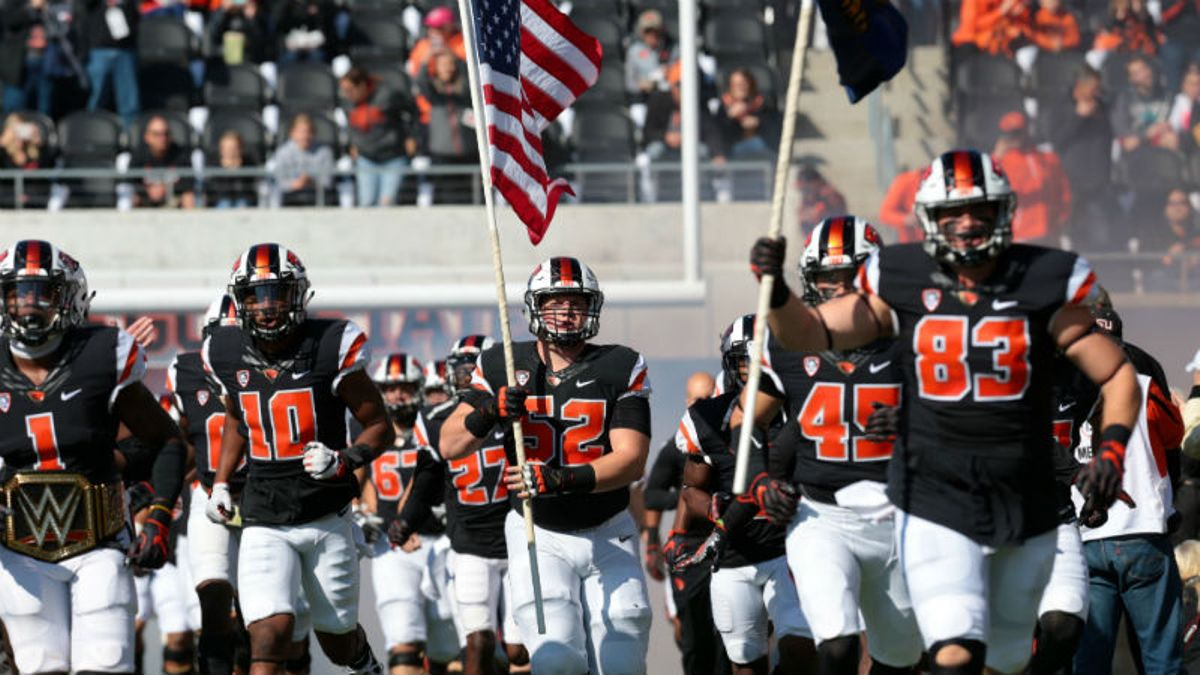 Oregon State 2018 Betting Preview: The Worst Power 5 Team in the Country article feature image