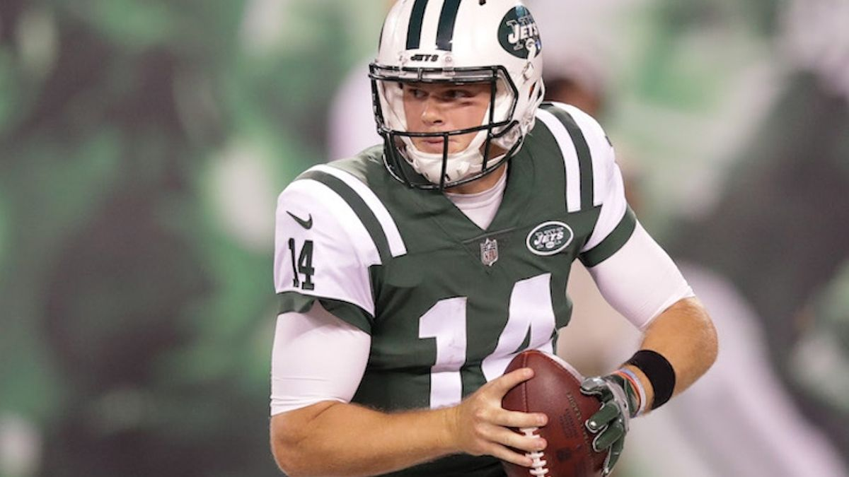 Is Sam Darnold Poised for a Year 2 Fantasy Football Breakout? article feature image