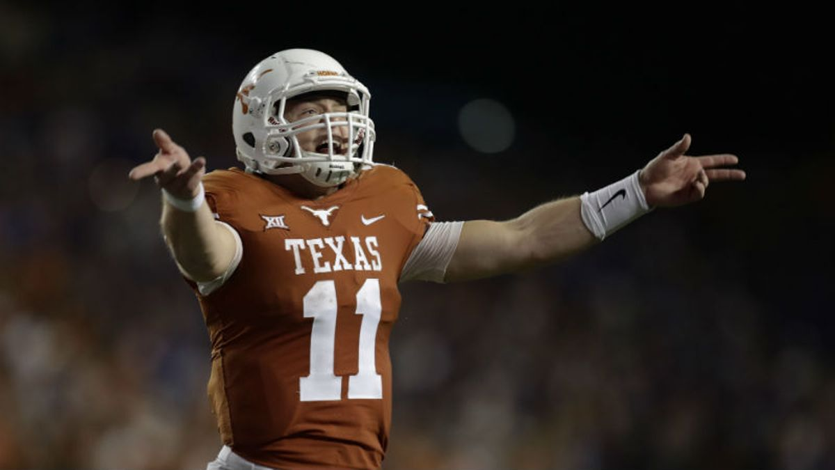 Wilson: My Projected Odds for LSU-Texas, Every Week 2 College Football Game article feature image