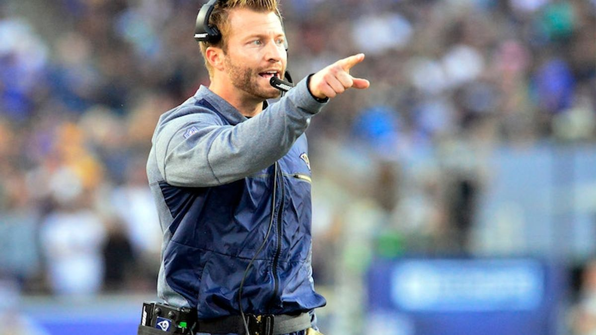 Rams vs. Raiders Preseason Betting Odds: Over/Under Drops With L.A. Offense Struggling article feature image