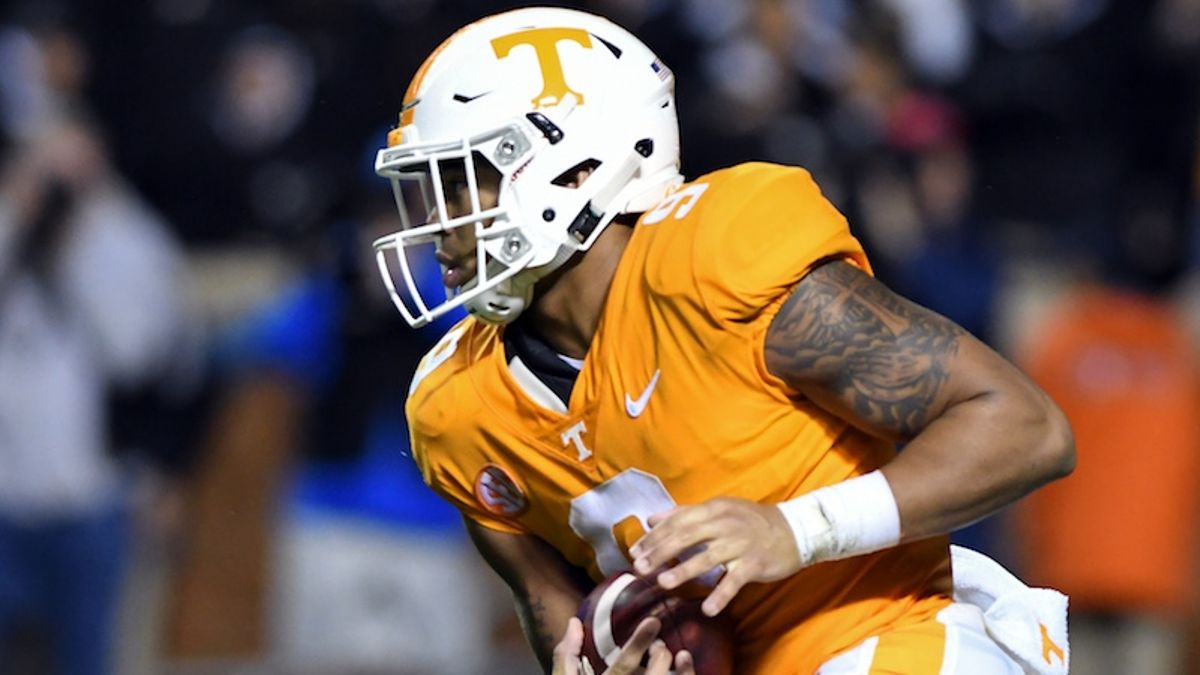 How Tennessee Can Slow Down West Virginia, Cover Spread article feature image