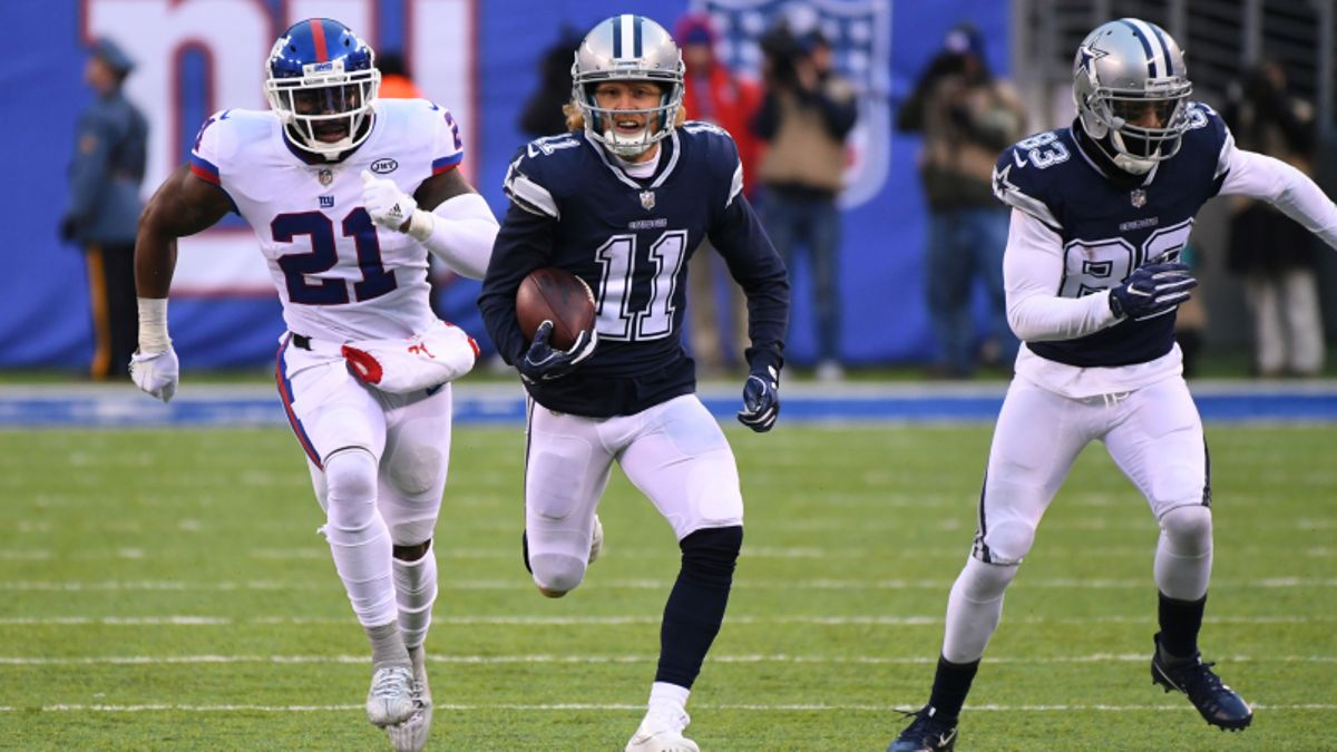 NFL Regular Season Props: Bet on Week 1 Position Battles article feature image