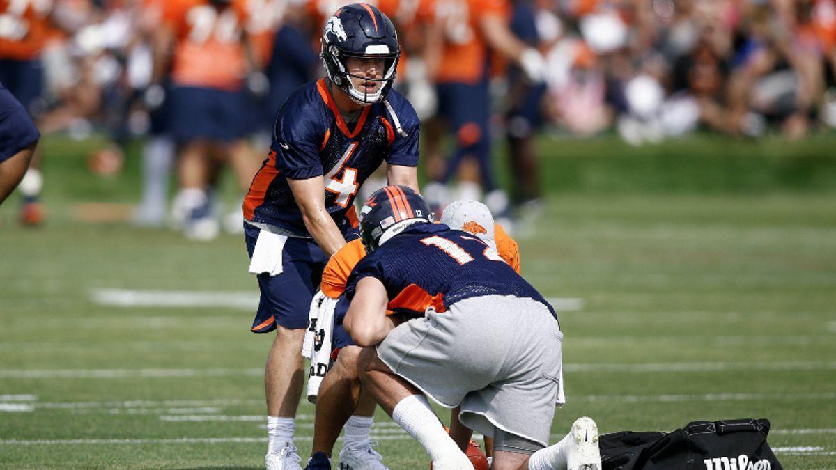 Vikings vs. Broncos Preseason Betting Odds: Case Keenum Seeks Revenge article feature image