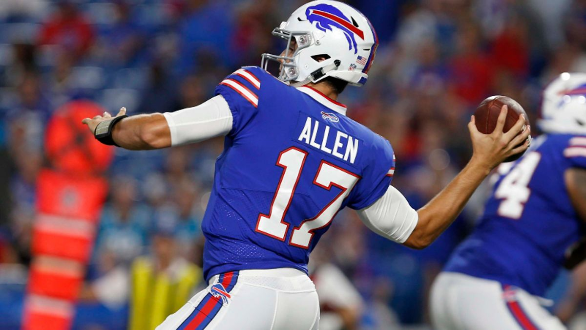 Josh Allen Fantasy Football Rankings, 2019 Projections, Analysis, More article feature image