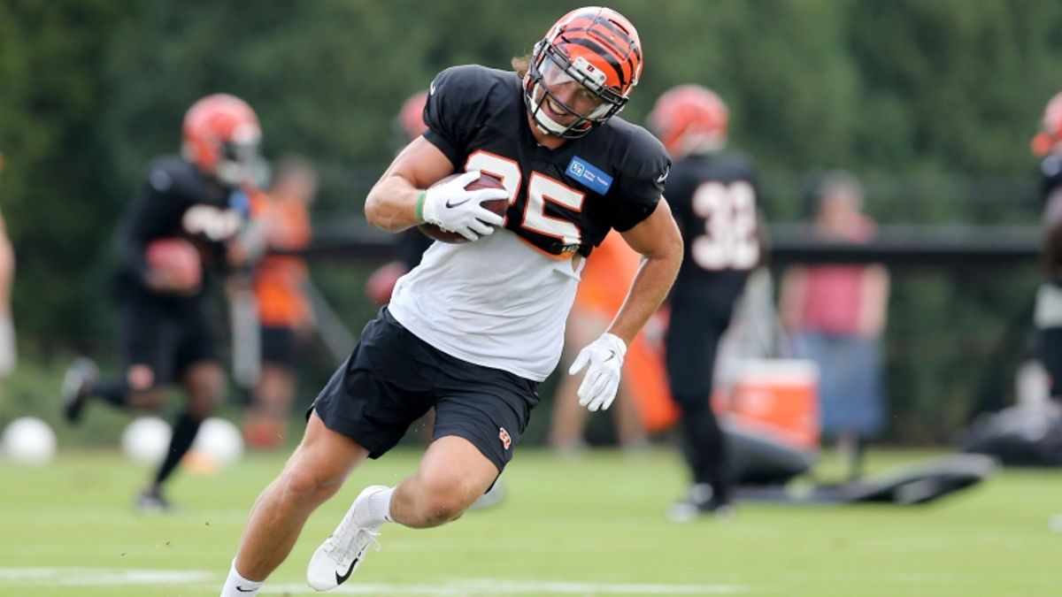Tyler Eifert Fantasy Football Rankings, 2019 Projections, Analysis, More article feature image