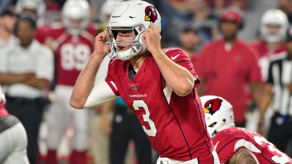 Saints vs. Cardinals Preseason Betting Odds: Josh Rosen With First-Team Offense article feature image