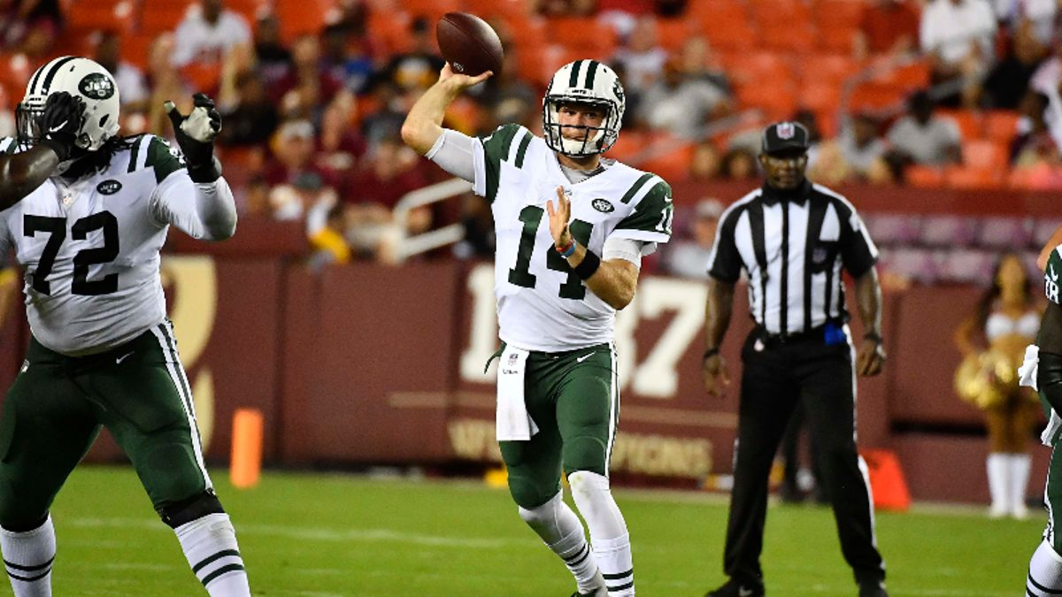 Biggest Fantasy Football Lessons from NFL Preseason: Don't Sleep on Rookie QBs article feature image