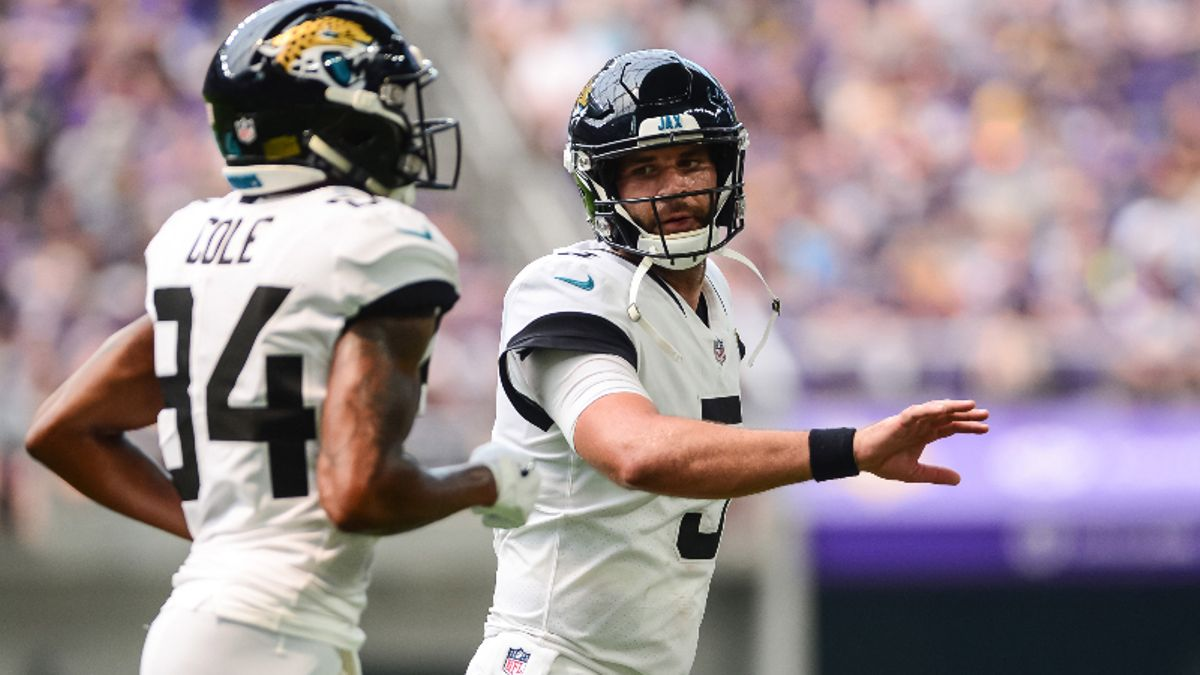 Jaguars vs. Falcons Preseason Betting Odds: Who Is Jacksonville's No. 1 WR? article feature image