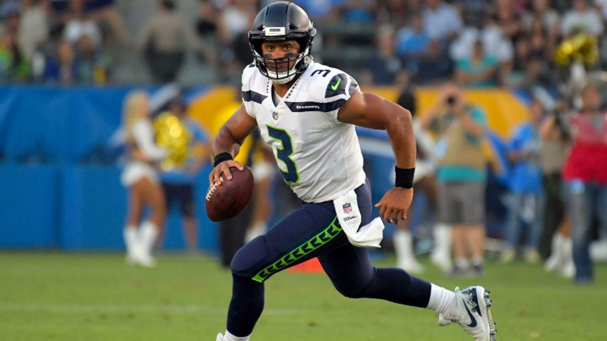 Vikings vs. Seahawks Preseason Betting Odds: Sharps Drive Down Over/Under article feature image