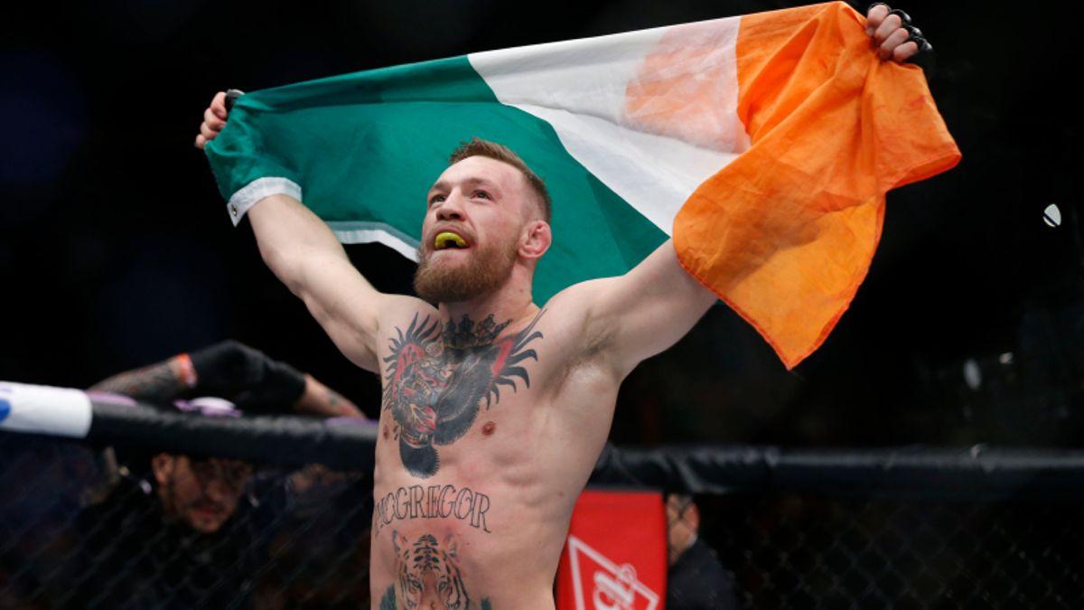 Conor McGregor an Underdog vs. Khabib Nurmagomedov in UFC Return article feature image