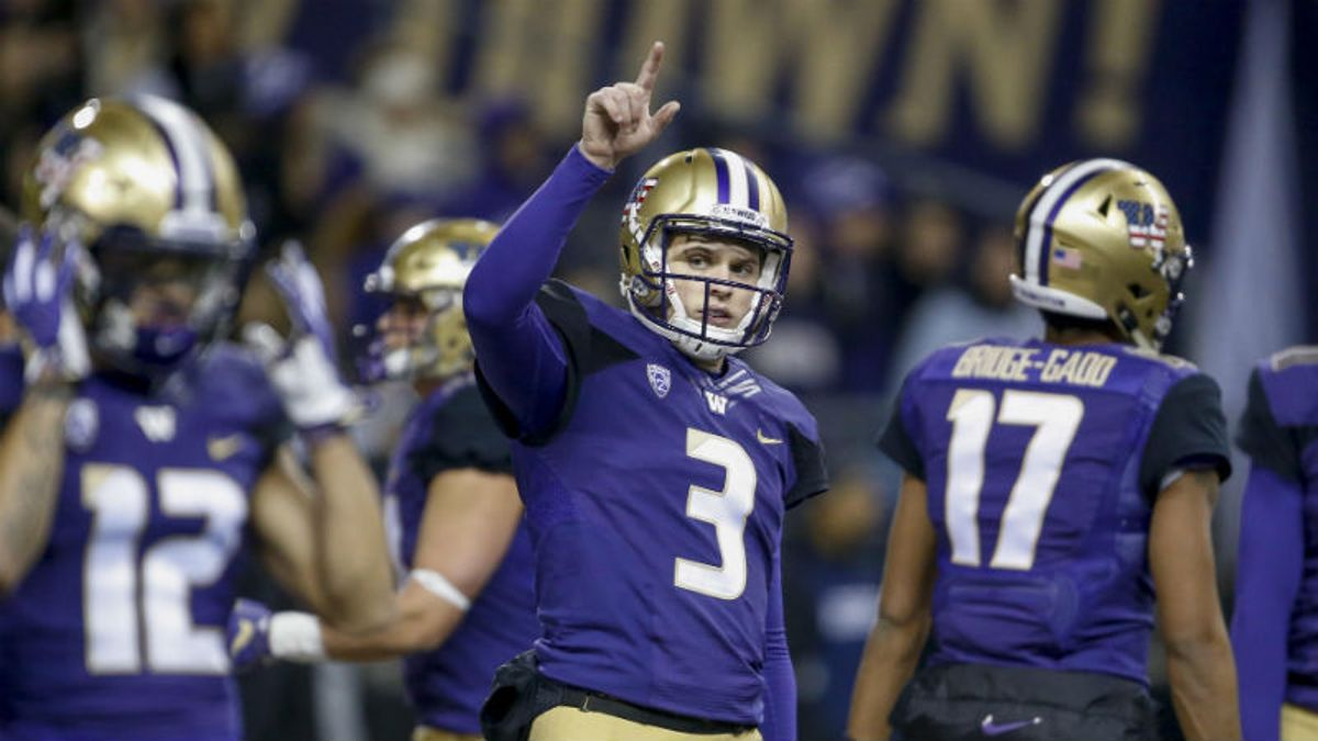 Washington-Auburn Betting Guide: Can Tigers Get Past Huskies Secondary? article feature image