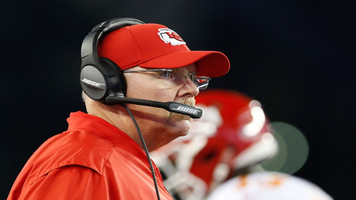 The Right Reid: Kansas City Chiefs 5-Year Betting Run Under Andy article feature image
