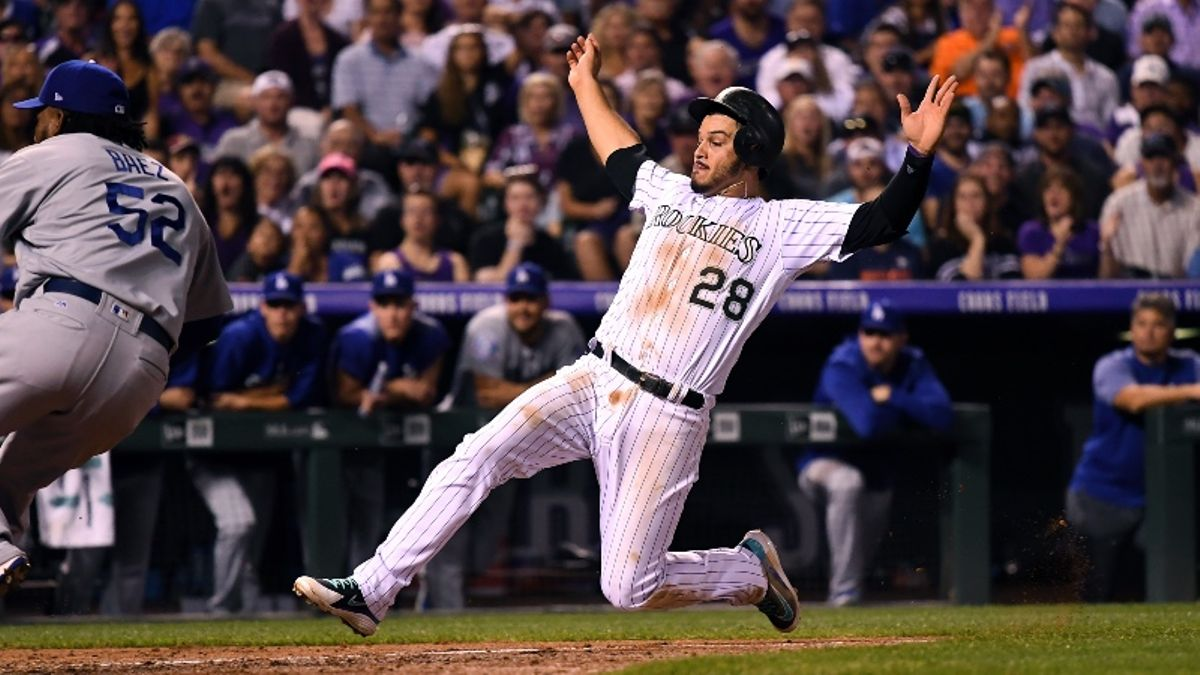 Dodgers-Rockies Betting Preview: Betting Late Season Overs at Coors Field article feature image