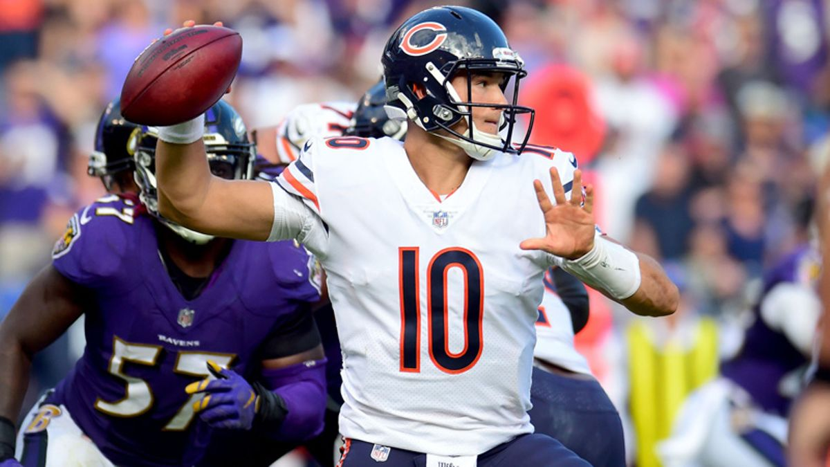 NFL Hall of Fame Game: Wiseguys Buying Back Bears-Ravens Value article feature image