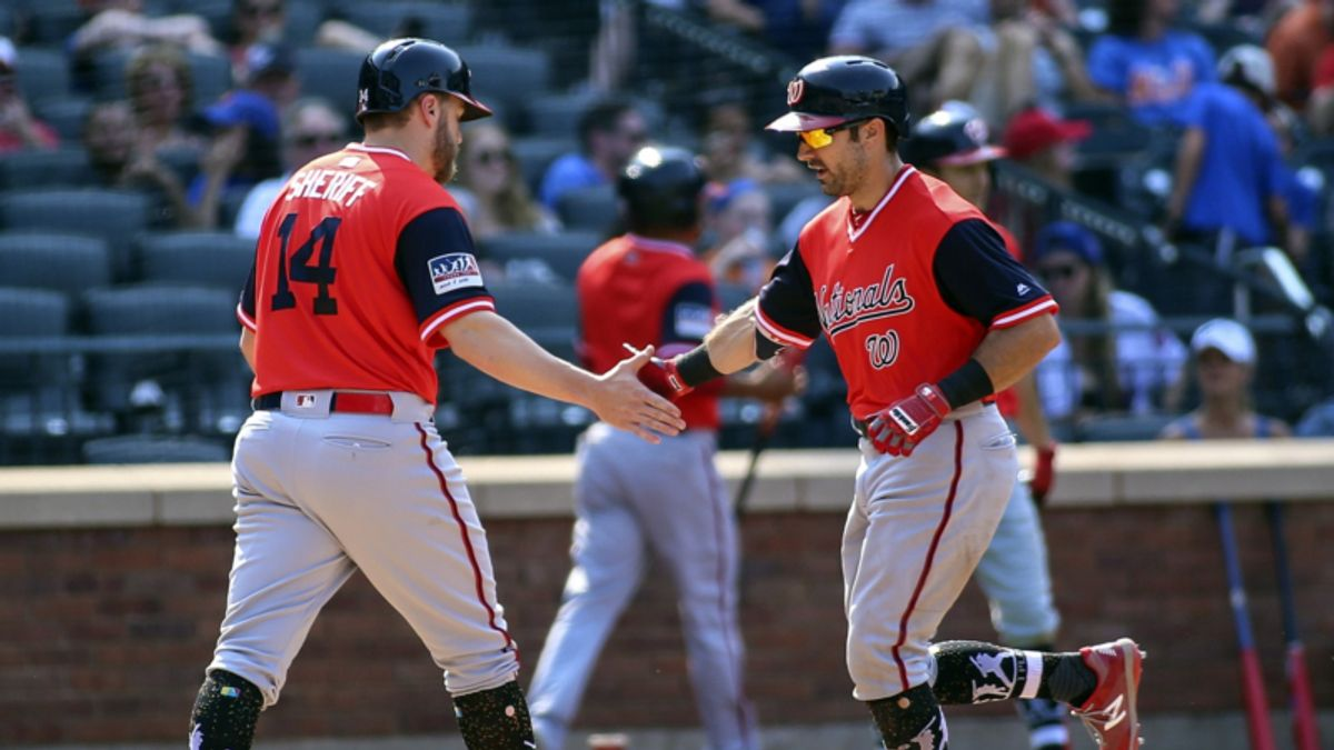 Bad Beat Alert: Nationals' Bats Come to Life to Brutalize Under Bettors article feature image