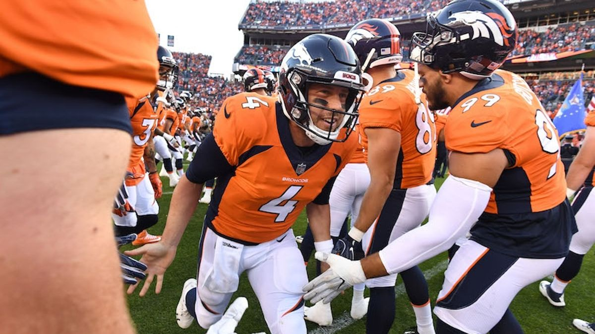 2018 Denver Broncos Betting Odds & Season Preview: Don't Bet on Case Keenum to Win 7 Games article feature image
