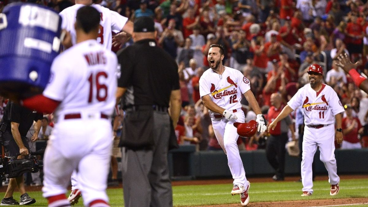 Nationals Bettors and Broadcasters Left Speechless (Literally) After Another Walk-off Loss article feature image