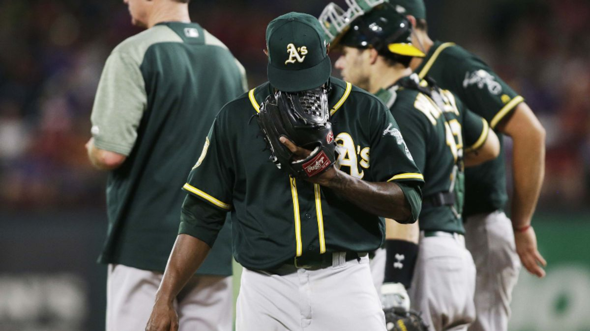 Tigers-Athletics Betting Preview: Heading Back to the Over Well article feature image