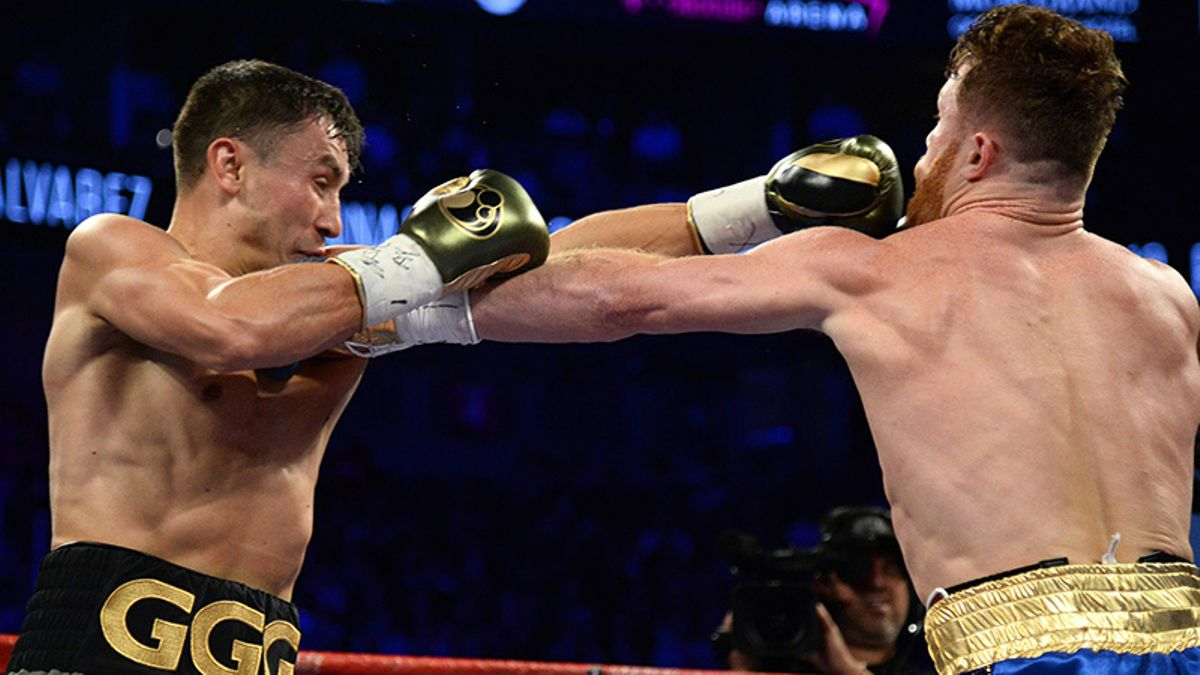 GGG-Canelo II Betting Report: Bettors Expecting Rematch To Go Distance article feature image