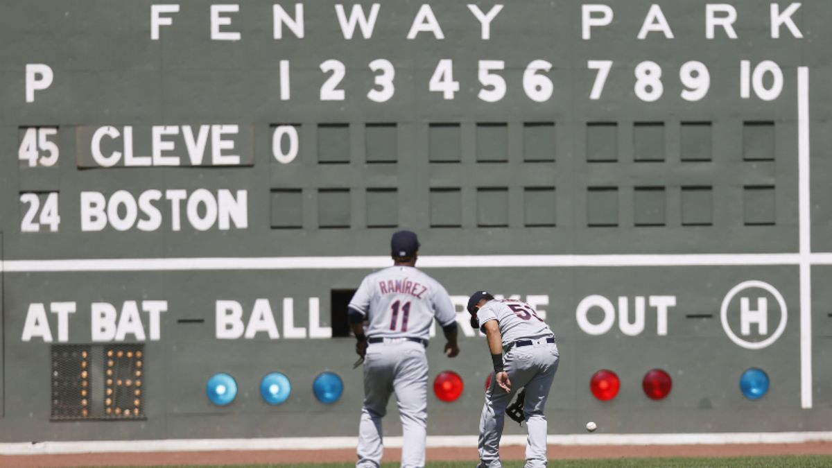 Bad Beat Alert: You Won't Believe How This Red Sox-Indians Bet Lost article feature image