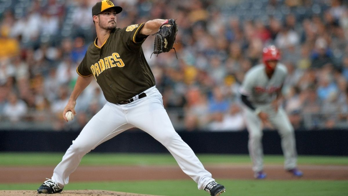 Thursday's MLB Over/Under: Handicapping Jacob Nix's Second Career Start article feature image
