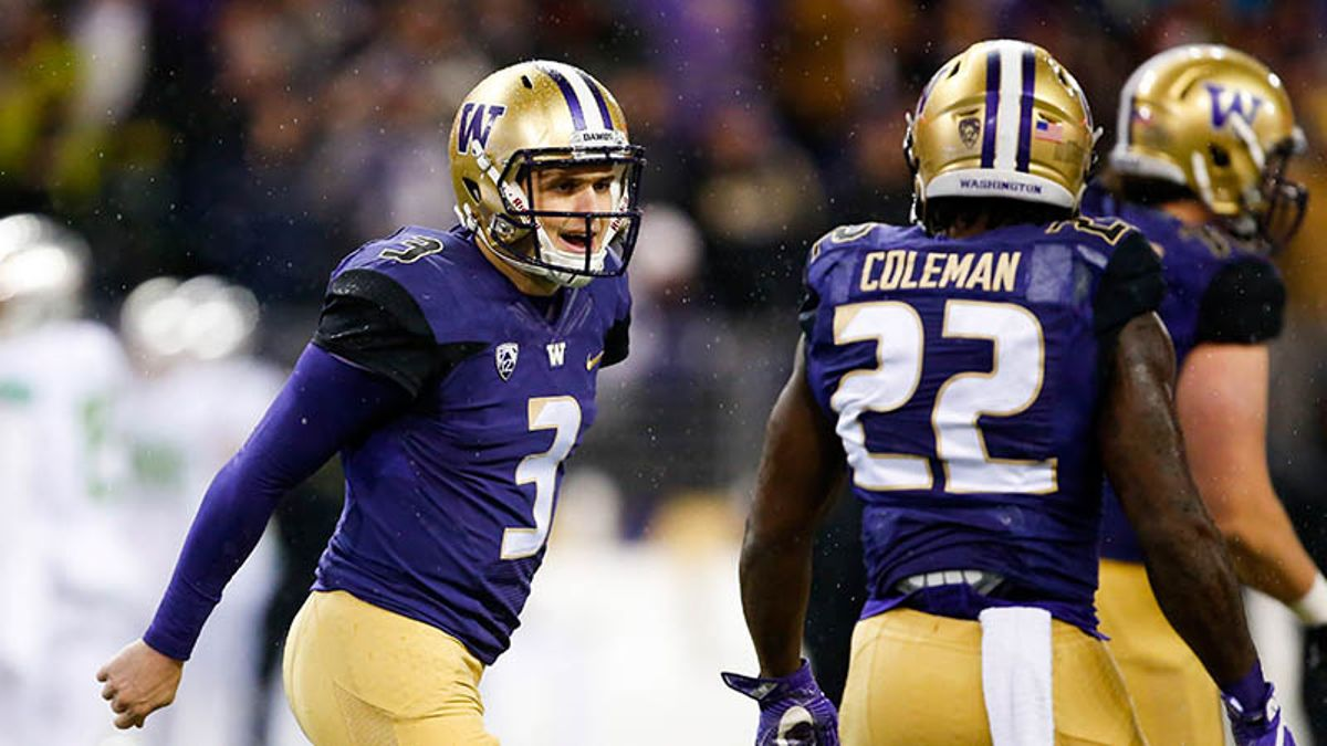 Rubenstein: Week 1 College Football Picks for the Bravest Bettors in the World article feature image