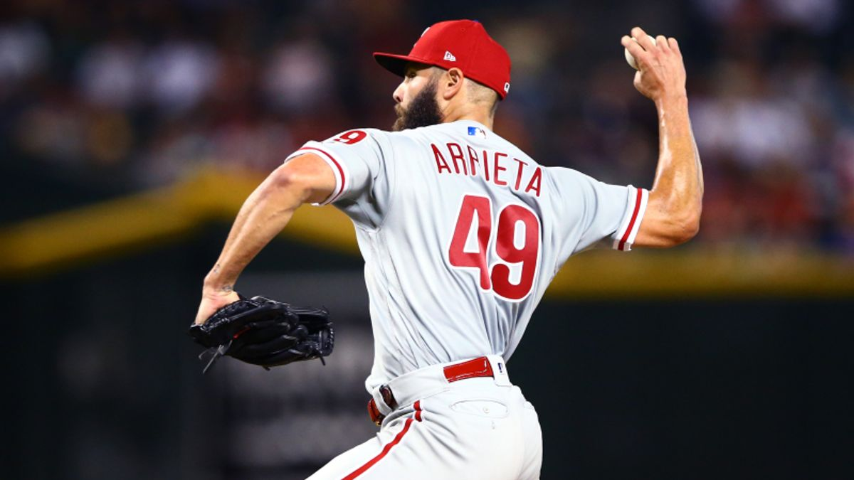 Sunday's MLB Over/Under: Arrieta, Lucchesi Duke It Out At Petco article feature image